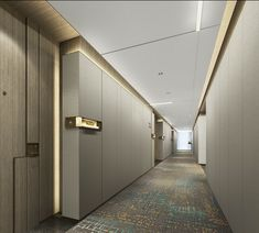Corridors and entrance halls form the beginning of your home and hence, make the first impression on a visitor. Hotel Lobby Design, Hotel Bedroom Design, Design Entrée, Flur Design, House Design, Design Ideas, Hotel Hallway, Hotel Corridor, Elevator Lobby