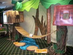 justpitchingmytent: VBS Institute 2015: Journey off the Map!
