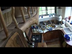 Video of Cob Cottage Company and the Laughing House in Corquille, OR.