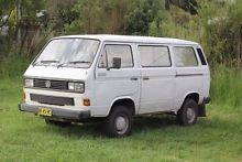1990 Volkswagon T3 Synchro Van 4x4 East Lismore Lismore Area Preview