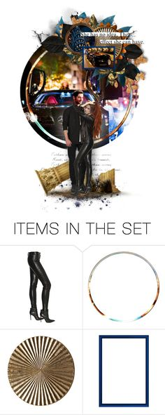 """we got fire burning through our veins. sinners and saints. this is a war, this is a war."" by jolieenrose ❤ liked on Polyvore featuring art"
