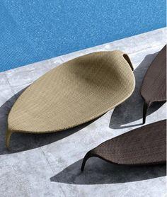 Leaf shaped chair