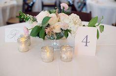 Lanson B. Jones Floral + Events | Megan Chandler floral designer | #macfloraldesigns | RaeTay Photography | blush and ivory wedding