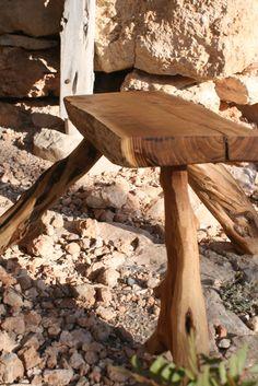 TABURETE OLMO http://ibitabu.blogspot.com.es/