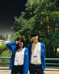 [Drama My ID is Gangnam Beauty, 내 ID는 강남미인 - Page 26 - k-dramas & movies - Soompi Forums Korean Couple, Best Couple, Korean Girl, Korean Drama Best, Korean Drama Movies, Korean Dramas, Korean Celebrities, Korean Actors, Cha Eunwoo Astro