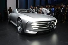 Watch Mercedes' Concept IAA Morph Into An Aerodynamic Missile - Yahoo News Singapore