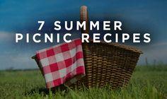 7 Summer Picnic Recipes