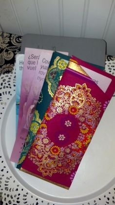 Sale. Tract holder 4 pack you choose designs by BabiesFirstBling