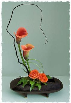IKEBANA = PERFECTION on Pinterest | Ikebana, Flower Arrangements ...