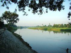 Panka Baral river
