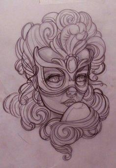 Emily Rose Murray Drawing
