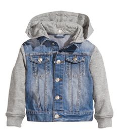 Denim jacket | Gap get one that can be passed down to the lil man ...