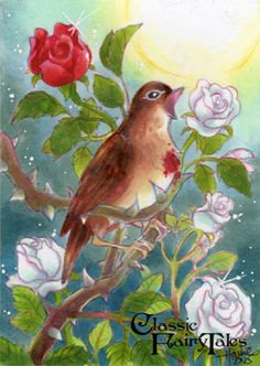essay on the nightingale and the rose Stylistic analysis of the nightingle and the rose the nightingale and the rose is a story about a young student who fell inlove with the professor's daughter.