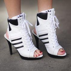 Tim Regas : Adidas Heels