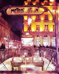 Surreal-Paris-Metro-station-night-scene-art-deco-kathy-fornal.jpg