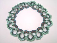 Seed Bead Necklace, Beaded Earrings, Seed Beads, Beaded Jewelry, Crochet Necklace, Beaded Bracelets, Jewelry Making Tutorials, Beading Tutorials, Beading Techniques