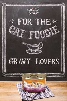 With over 45 different tastes and textures, great taste is on the menu every day. For the Cat  Foodie.