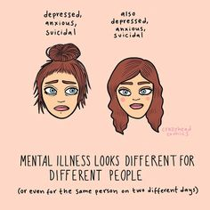 Many with significant mental health challenges feel pressure to be sick pressur