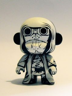 Super Punch: Jon-Paul Kaiser's Star Wars custom vinyl toys