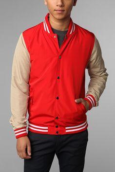 Carapace Baseball Jacket