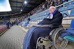 Arminia-Präsident Laufer zeigte sich am Freitag überrascht ob der Kritik +++  Behinderte beklagen schlechte Alm-Sicht