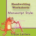 Collection of printable handwriting worksheets in SPANISH for school that will make your life way easier if you work in pre-k to 3rd grade. These h...