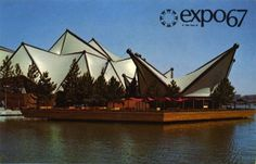Ontario Pavilion at Expo 67 Montreal, Canada
