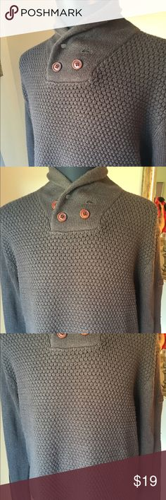 ⭐️FISHER AND BENNET MENS SWEATER 💯AUTHENTIC FISHER AND BENNET MENS SWEATER. GREAT CLASSIC STYLE IN THIS GREAT SWEATER. THE COLOR IS BROWN AND THE SIZE IS LARGE FISHER AND BENNET Sweaters
