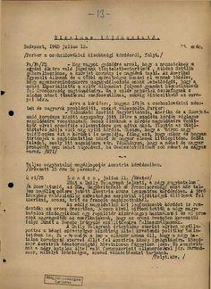 Az MTI Bizalmas tájékoztatójának két oldala 1945. július 12-én. A Times moszkvai tudósítója - tipikus angol demokrata - így látja a felvidéki magyarság helyzetének megoldását.Tehát az angol közvélemény is. (699×960) Budapest, Sheet Music, Keto, History, Portrait, Historia, Headshot Photography, Portrait Paintings, Drawings