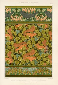M P Verneuil L'Animal dans la Decoration Grasset 1897
