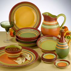 Hot Tamale Dinnerware Collection