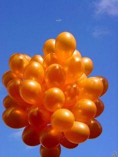Orange Balloons, Orange Aesthetic, Aesthetic Colors, Rainbow Aesthetic, Murs Oranges, Fred Instagram, Inspiration Artistique, Jaune Orange, Fashion Drawings