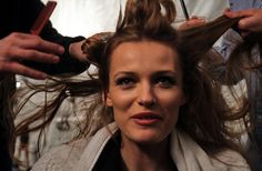 behind the scenes, desfile, nyfw, nova iorque, new york, backstage, maquiagem…