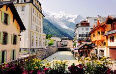 Encore! Life, Mont Blanc from Chamonix | by ceca67 | via...