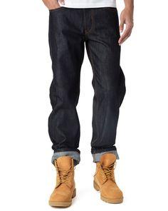 Rocawear Classics FLAME STITCH CORE JEANS - Rocawear