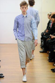 Comme des Garçons Shirt, Look #8