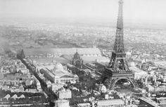Lettre ouverte d'artistes contre la Tour Eiffel : « Allons-nous donc laisser profaner tout cela