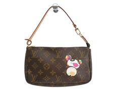 #LOUISVUITTON Pochette Accessories Panda Hand bag Mono M51981 (BF108698): All of #eLADY's items are inspected carefully by expert authenticators who have years of experience. For more pre-owned luxury brand items, visit http://global.elady.com