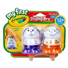 Crayola My First Washable Stampers_Hannah