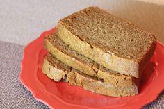 Sarah Bakes Gluten Free Treats: gluten free vegan zucchini spice bread