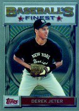 2001 Finest Origins #FO1 Derek Jeter by Finest. $6.12. 2001 Topps Co. trading card in near mint/mint condition, authenticated by Seller