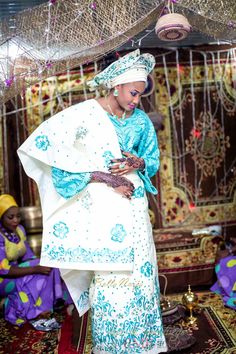 Mimi and Nas Hausa Muslim Wedding in Nigeria | BMB Photography | BellaNaija Weddings 015