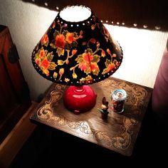 Gyuさんの、おめかし,紙,昭和レトロ,ヴィンテージ,いろいろ手作り,古い家,古家具,リビング,のお部屋写真