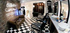Gillette Movember Barber Shop - Ape to Gentleman
