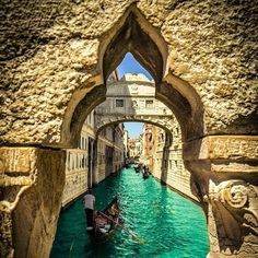 Boat trip on Bridge of Sights Venice, Italy…. Boat trip on Bridge of Sights 💦 Venice, Italy. Venice Tours, Venice Travel, Italy Travel, Most Romantic Places, Beautiful Places, Places To Travel, Places To See, Vacation Places, Places In Italy