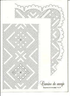 Album Archive - Bolillos y Bordados nº 10 Teneriffe, Bobbin Lacemaking, Bobbin Lace Patterns, Needle Lace, Lace Making, Ravelry, Needlework, Weaving, Kids Rugs