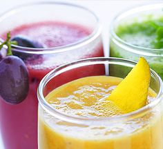Clean Detox Plan: Breakfast Shakes: Want to get started on the Clean Detox? Try some of these sample breakfast shakes. Going to use my Advocare Muscle Gain for the protein powder Detox Juice Cleanse, Detox Drinks, Skin Cleanse, Detox Juices, Liver Detox, Juice Diet, Smoothie Cleanse, Fruit Juice, Cleansing Smoothies
