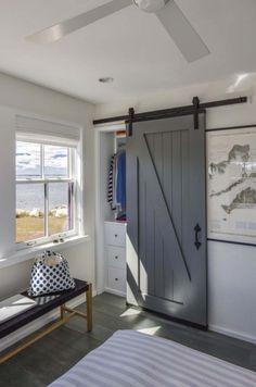 Modernized New England fishing shack with endless sea views