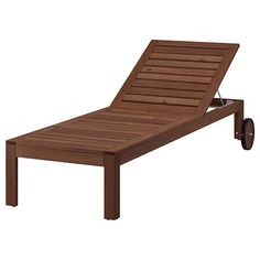 Äpplarö Chaise Lounge – modern – outdoor chaise lounges – IKEA chaise lounge leather Gone are the days when decorating was a Ikea Outdoor, Outdoor Lounge, Outdoor Decor, Outdoor Chairs, Lounge Furniture, Garden Furniture, Outdoor Furniture, Lounge Chairs, Ikea Lounge