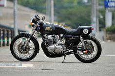 Kawasaki Rickman Z 900 by M-Engineering | Tumblr